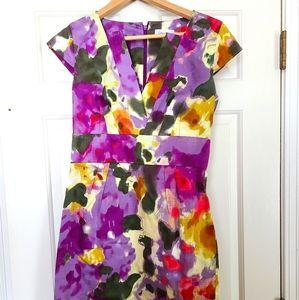 Calvin Klein Spring Petite Dress